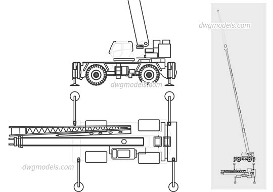 Grove RT9130E-2 dwg, cad file download free.