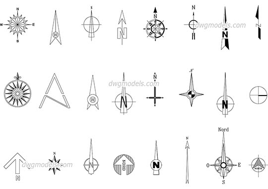 graphic symbols dwg models  free download  u00bb page 2