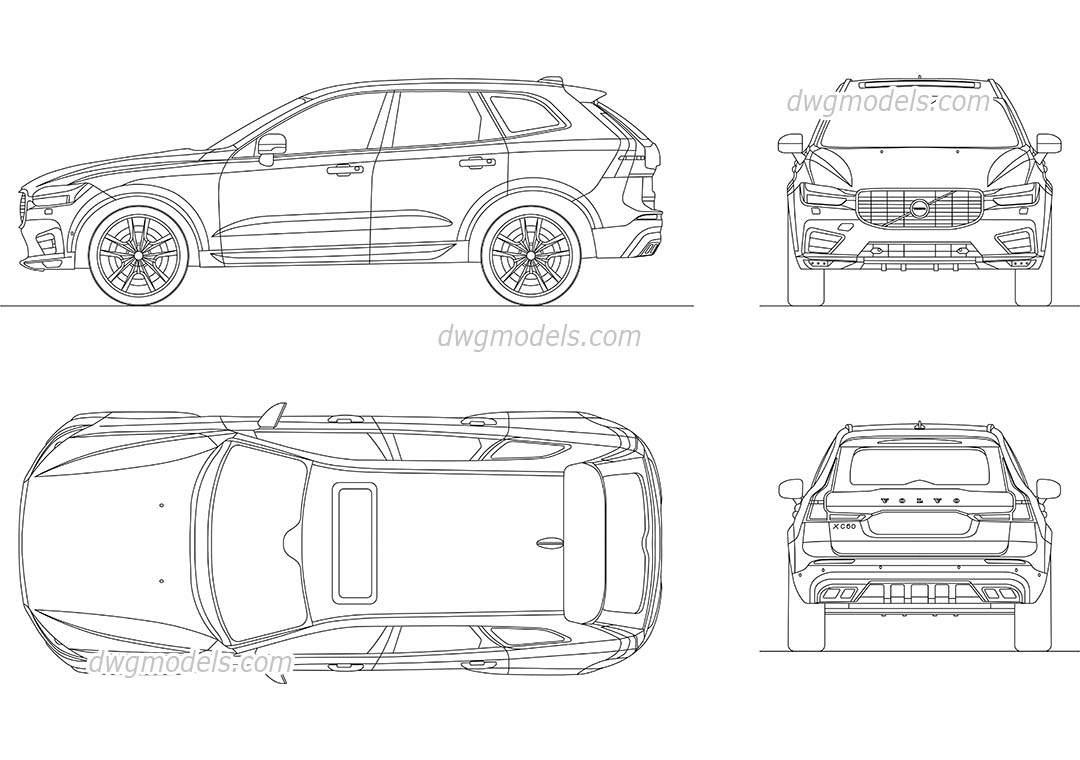 volvo xc60 parts diagram