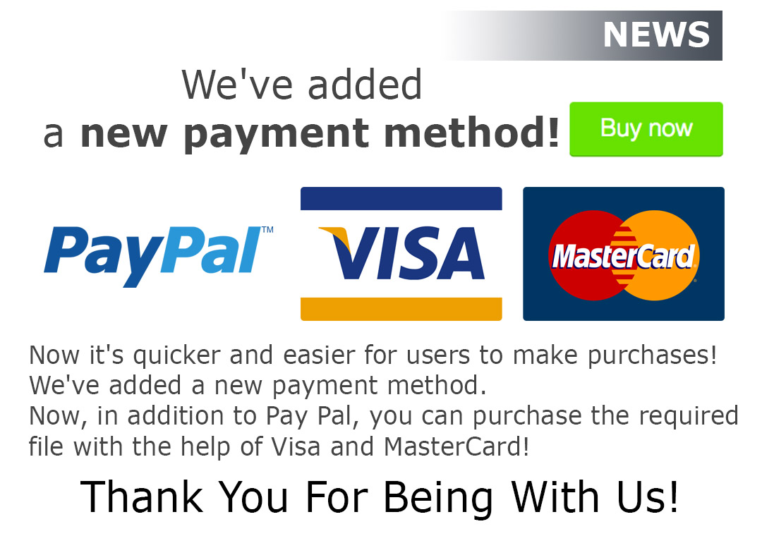 New Payment Method dwg, CAD Blocks, free download.