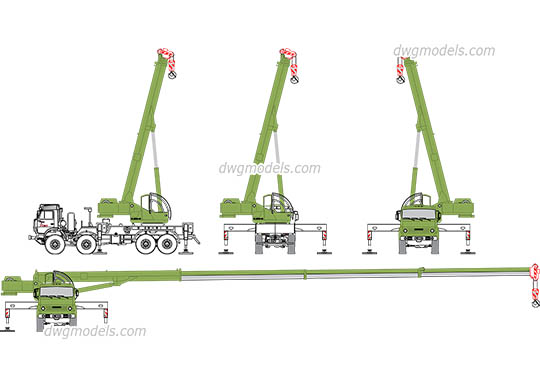 Crane KS-55729-7M dwg, cad file download free